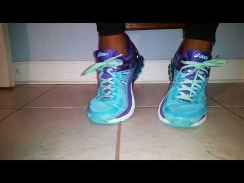 Asics Gel Kinsei 6 – (Turquoise/Aqua Mint/Purple)