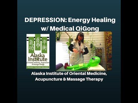 DEPRESSION: Distant Energy Healing w Medical QiGong