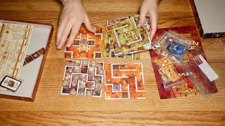 How to play Dungeon Twister