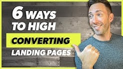 Landing Pages That Convert: 6 Must-Haves for 2019