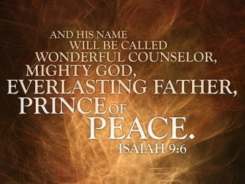 """Sunday Worship - December 14th, 2014 - """"Wonderful, Counsellor, Mighty God, Everlasting Father..."""