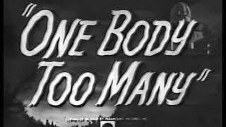 Comedy Horror  Mystery Movie - One Body Too Many (1944) Béla Lugosi
