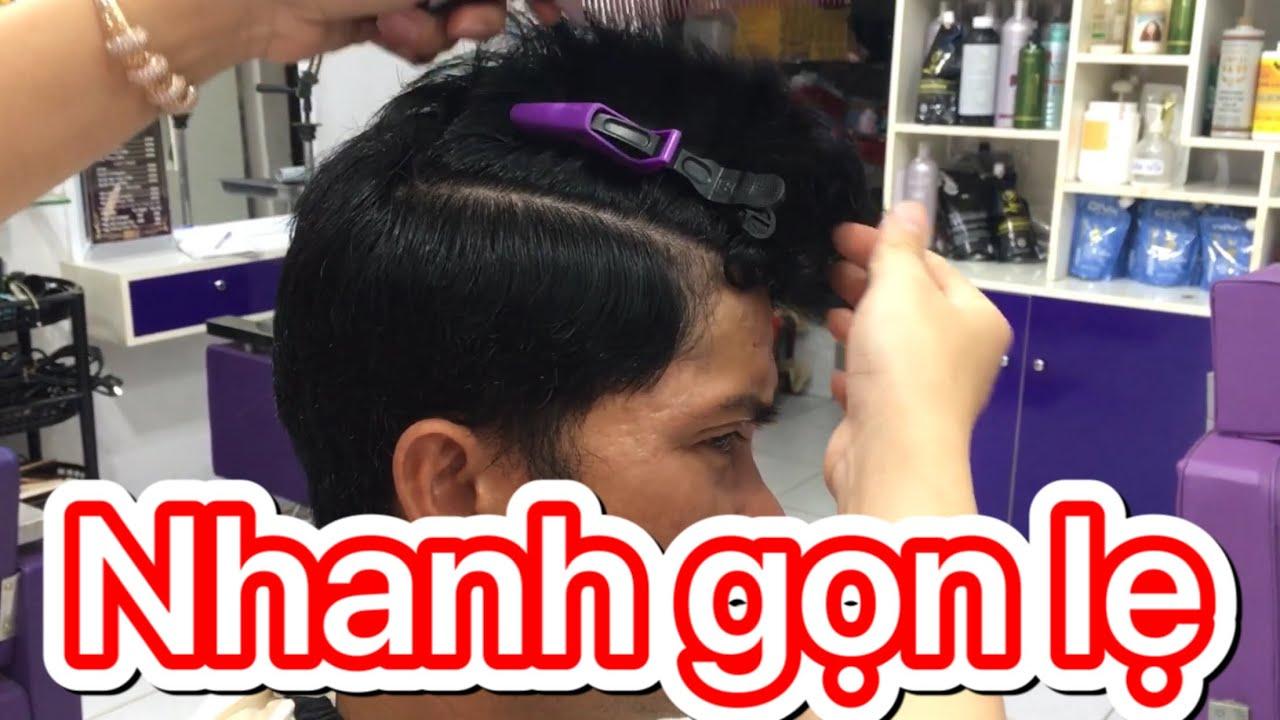 HỚT TÓC NAM DỄ DÀNG KHÔNG KHÓ_ NGỌC TÓC | Những kiểu tóc nam dẫn đầu xu hướng