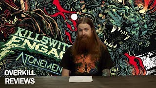KILLSWITCH ENGAGE - Atonement | Overkill Reviews