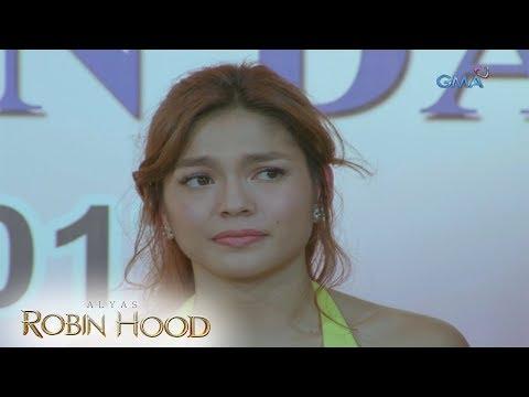 Alyas Robin Hood 2017: Masamang kutob ni Venus