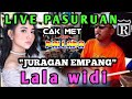 Download Mp3 JURAGAN EMPANG - LALA WIDI - CAK MET NGAMUK NEW PALLAPA PASURUAN 2018