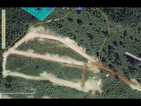 Land For Sale In Jamaica - Sky view of Ocean View Lots In Discovery Bay St. Ann Jamaica