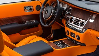Rolls-Royce Dawn INTERIOR New Rolls-Royce Wraith Cabrio 2016 CARJAM TV HD 2016