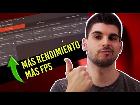 Cómo Optimizar Tu Tarjeta Gráfica AMD Para AUMENTAR FPS En FORTNITE, League Of Legends, CSGO, PUBG