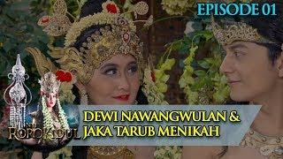 Akhirnya Dewi NawangWulan & Jaka Tarub Menikah - Nyi Roro Kidul Eps 1