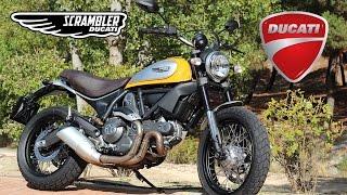 Ducati Scrambler 2015: Prueba a fondo [Full HD]