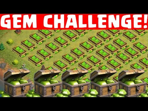 14.000 GEMS KAUFEN?! || CLASH OF CLANS - GEM CHALLENGE! || LP CoC [Deutsch/German HD+]