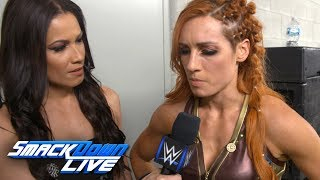 Becky Lynch will be a champion again: SmackDown Exclusive, June 19, 2018 thumbnail