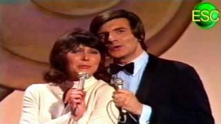 ESC 1971 10 - Belgium - Lily Castel & Jacques Raymond - Goeiemorgen, Morgen