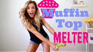 How to Get Rid of Love Handles | Muffin Top Melter
