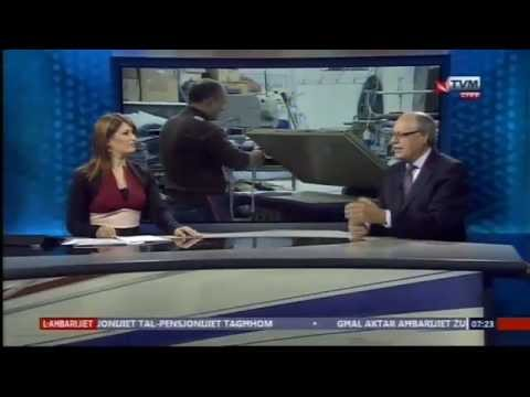 TVAM - 22/10/2014 - Edward Scicluna MP