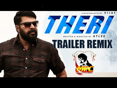 Theri | The Great Father | Trailer REMIX |...