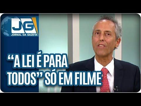 """Bob Fernandes/""""A Lei é Para Todos""""... Mas isso, só no filme da Lava Jato..."""