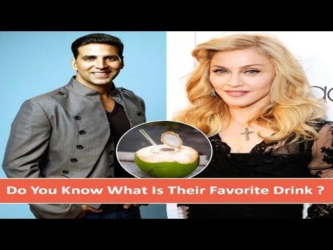 Why Bollywood And Hollywood Celebrities Drink Coconut Water Daily ?