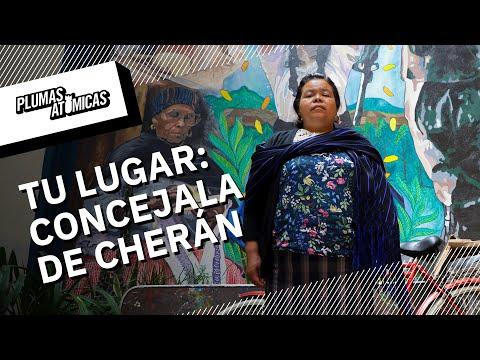 Claudia: la mujer concejala que gobierna en Cherán | #TuLugar Historias feministas por el 8M | Ep 1