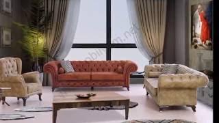 Chester koltuk takımı modelleri ve fiyatları Video