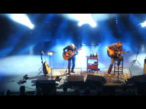 Dave Matthews and Tim Reynolds- Lie in our Graves 6/16/17 @ Saratoga Performing Arts Center