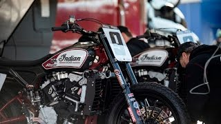 Indian Motorcycle Racing | A Return to Flat Track - Indian Motorcycle