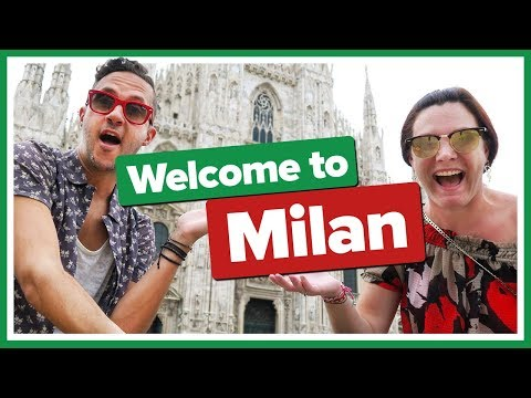 What to do in MILAN, Italy. A Travel Guide.