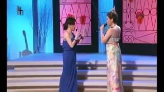 Lorena y Alicia Blazquez- La copla en mi voz (Bravo por la copla 11-05-2013)