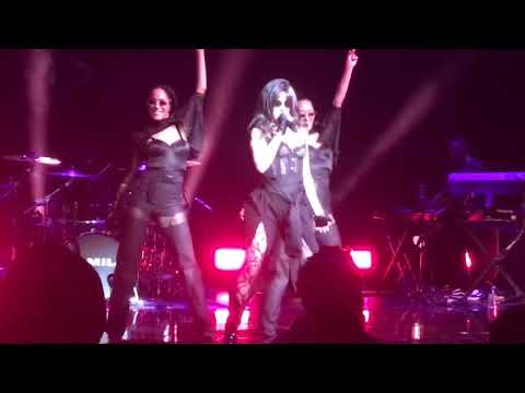 Sangria Wine - Camila Cabello - Never Be The Same Tour Vancouver