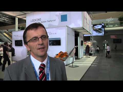 DLR Webcast: Interview with Manfred Zink at IGARSS 2012