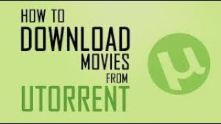 Gambar cover How To Download Movies From uTorrent 2018
