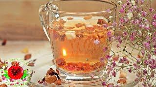 Тонизирующие и эффективные чаи,  с которыми вы забудете  про таблетки!