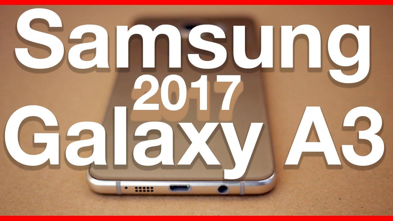 Обзор смартфона. Samsung Galaxy A3 (2019)
