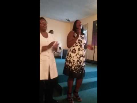 Friends and Family Day at Kingdom Living Temple Church September 5, 2016