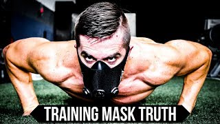 The Truth Behind the Elevation Mask (Altitude Training Myth)