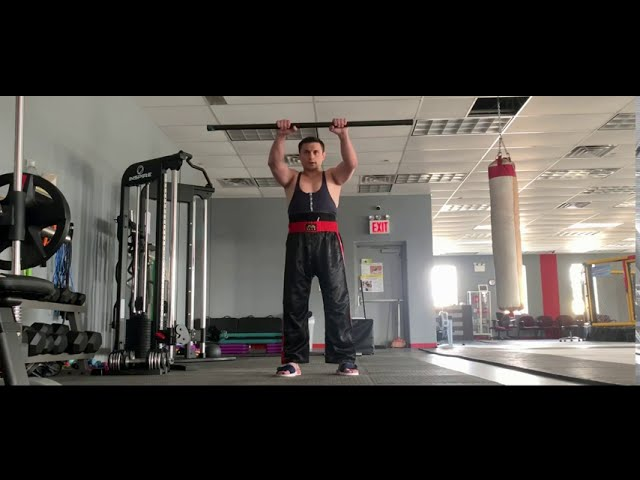 Alex Lee Training System 30 min Workout Non Stop