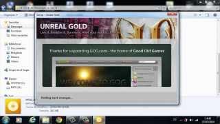 descargar unreal gold sin utorrent
