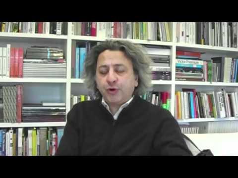 Mohsen Mostafavi - Dean Harvard university Graduate School of Design