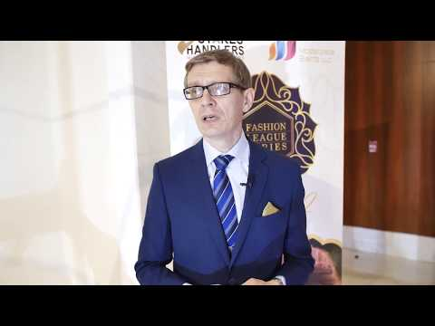 Sergei Dvorianov - The Fashion League in Dubai