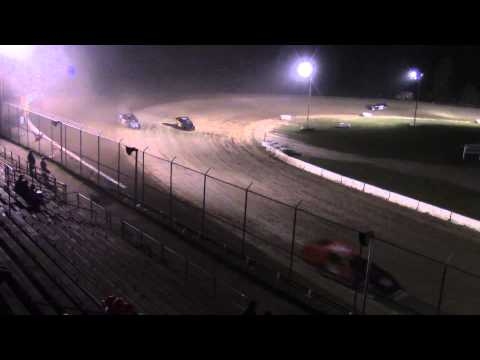 Muskingum County Speedway Modified Feature 8-28-15