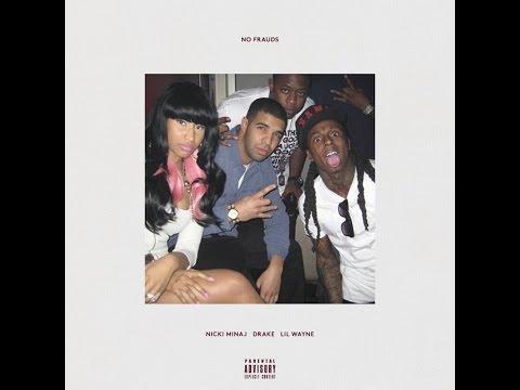 Nicki Minaj - No Frauds Feat. Drake & Lil Wayne OFFICIAL SONG Karaoke (REMY MA DISS)