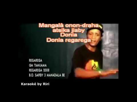 Regarega Tianjama karaoké by Riri AVI