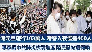 新聞LIVE直播【2020年1月2日】|新唐人亞太電視