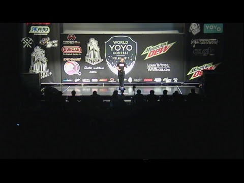 World YoYo Contest 2017 5A - Finals
