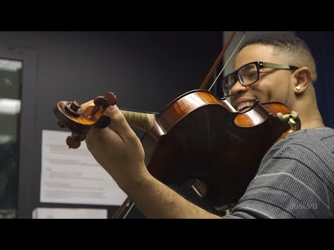 A Day in the Life: Juilliard Music Division