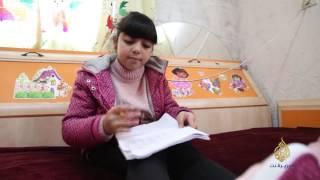 القدس-سيدرا.. طفلة مقدسية ودعت أمها أمام السجن