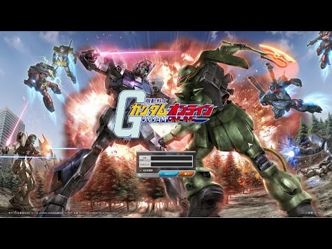 (EVA GAMER) Mobile Suit Gundam Online : พวก ZEON ขี้โกง Q Q