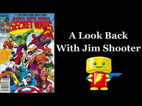 A Look Back With Jim Shooter