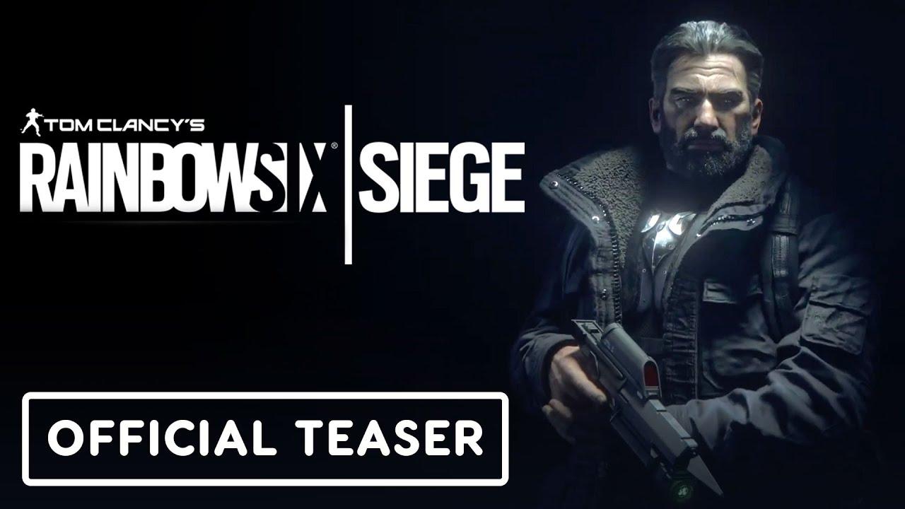 Rainbow 6 Siege - Official Sam Fisher Teaser Trailer (Splinter Cell) - IGN